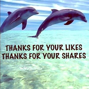 💕Thank you for your likes and shares👍